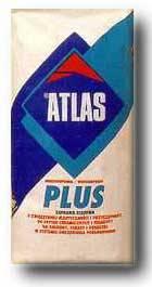 Клей для плитки Atlas Plus