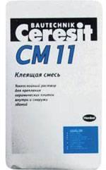 Клей для плитки Ceresit CМ-11